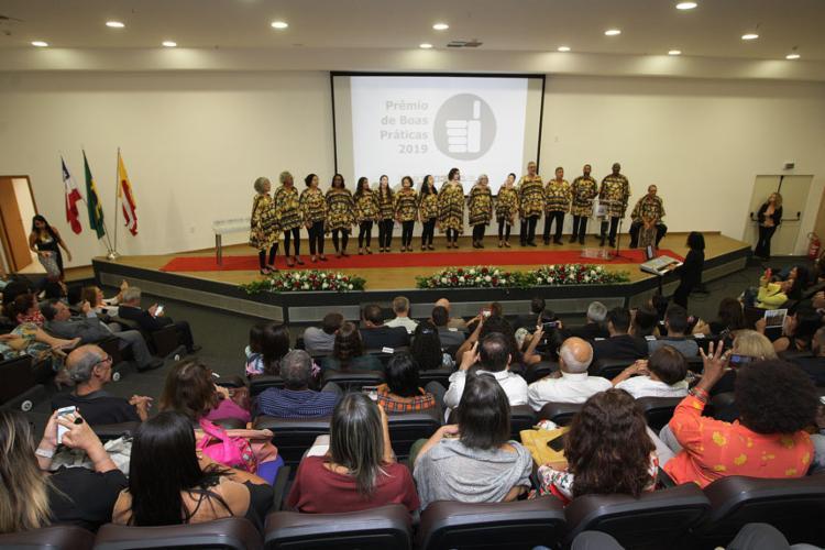 Em 11 anos de existência, a premiação recebeu a inscrição de 1,2 mil projetos | Foto: Mateus Pereira | GOVBA - Foto: Mateus Pereira | GOVBA