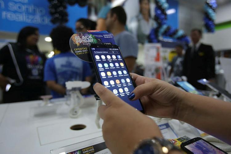 Consumidores buscam mais agilidade em suas compras | Joá Souza | Ag. A TARDE - Foto: Joá Souza | Ag. A TARDE