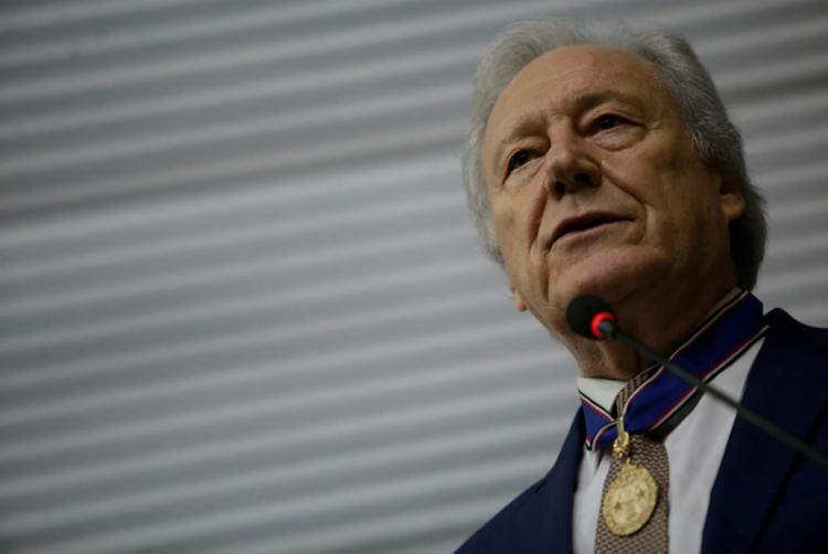 O ministro falou durante evento 'Tributo a Nelson Mandela' | Foto: Raphael Müller | Ag. A TARDE - Foto: Raphael Müller | Ag. A TARDE