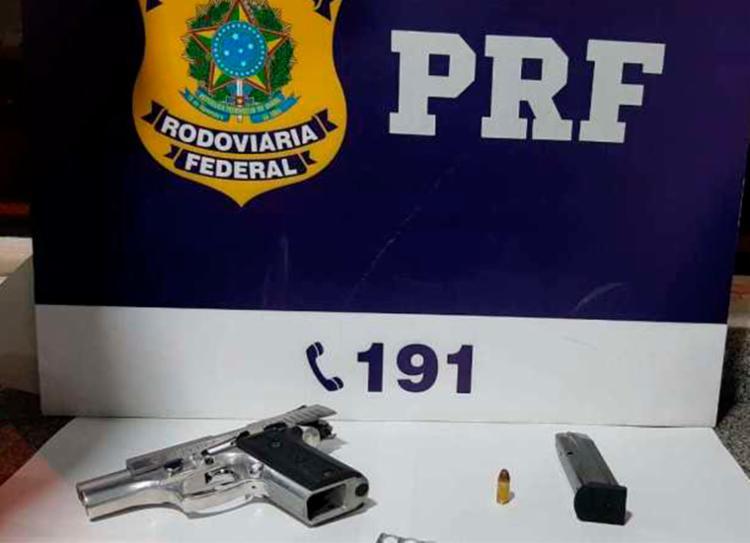 Condutor foi encaminhado para a delegacia da Polícia Civil em Jequié e responderá pelos crimes   Foto: Divulgação   PRF - Foto: Divulgação   PRF