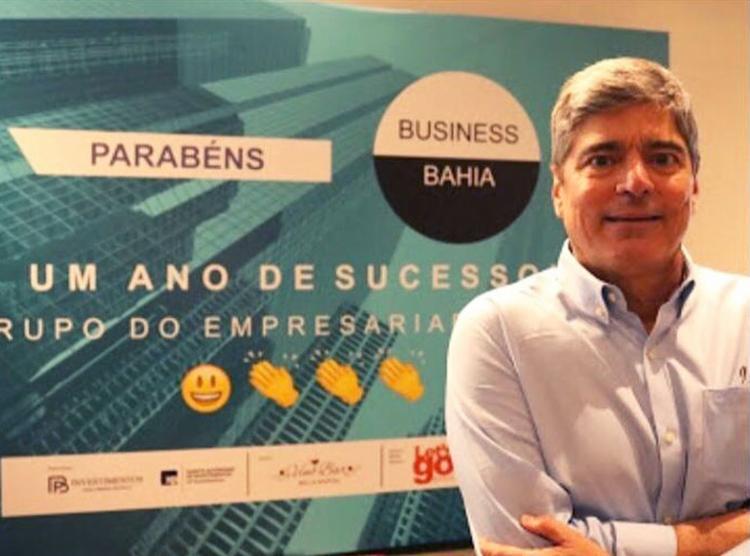 Fundador do Business Bahia destaca importância da ação | Foto: Divulgação - Foto: Divulgação