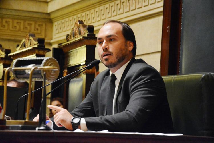 Ainda não se sabe se ele próprio apagou ou foi suspenso | Foto: Renan Olaz | CMRJ - Foto: Renan Olaz | CMRJ