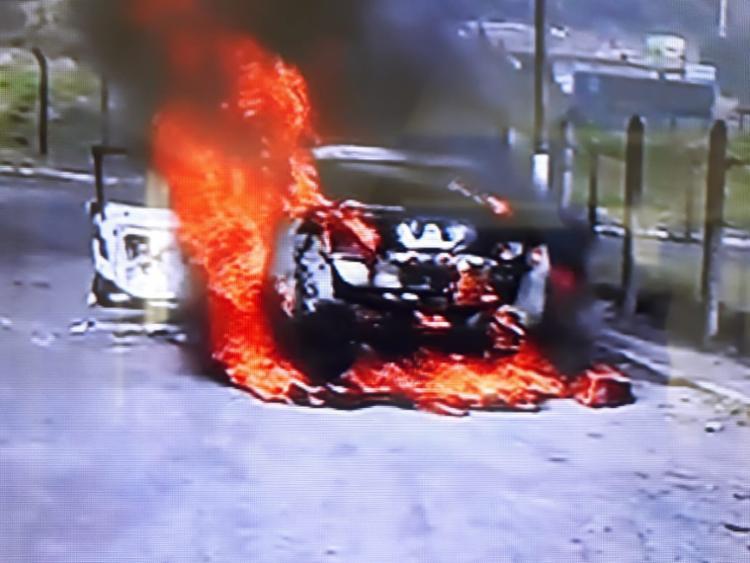 Ocorrência registrada na manhã desta segunda-feira | Foto: Reprodução | TV Bahia - Foto: Reprodução | TV Bahia
