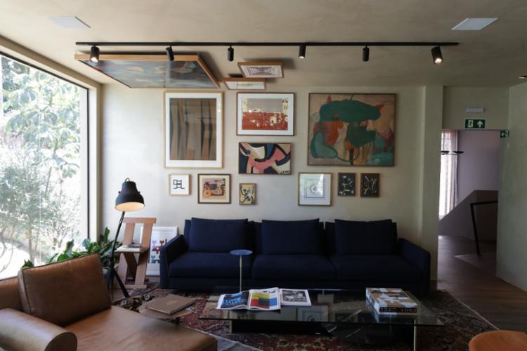 Loft do Colecionador, da TRPC Arquitetos