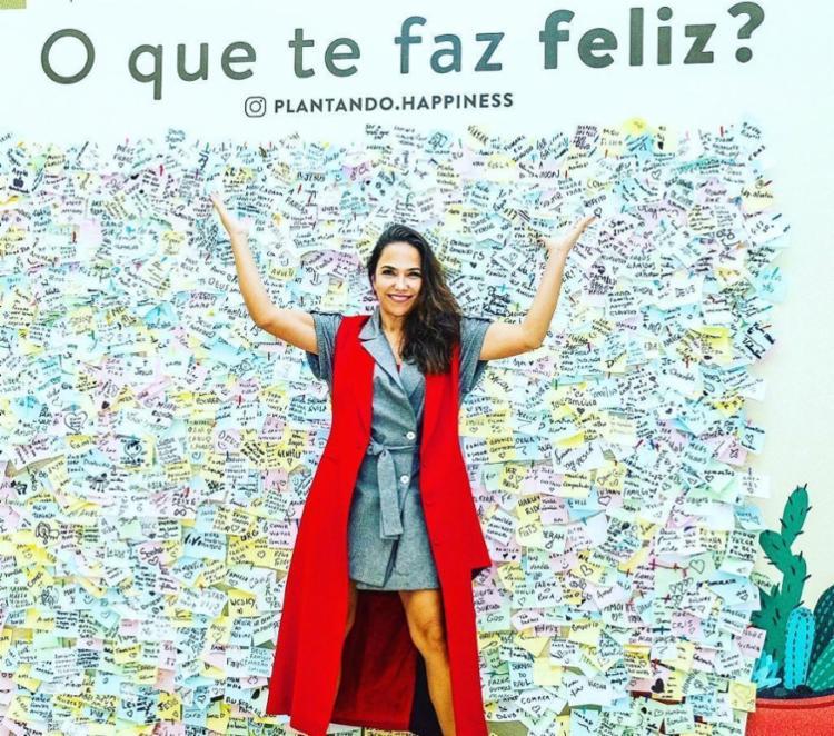 Especialista em estudos sobre a felicidade a empresária Sandra Teschner falará na CASACOR  Adriano Dória   Divulgação - Foto: Adriano Dória   Divulgação