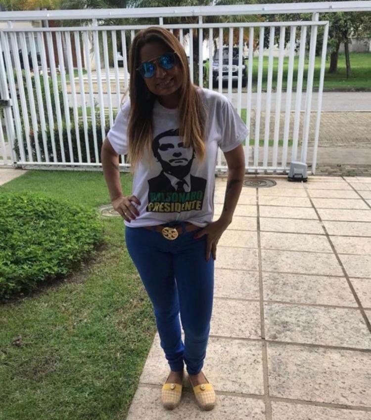 Carmen pediu para deixar o caso após pressão nas redes sociais - Foto: Reprodução | Instagram