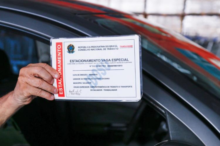 Credencial é válida em todo território nacional | Foto: Divulgação | Ascom Prefeitura - Foto: Divulgação | Ascom Prefeitura