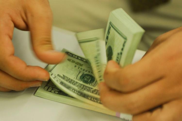 O dólar chegou a abrir em queda, mas reverteu a tendência ainda nos primeiros minutos de negociação e fechou em alta | Foto: Marcello Casal Jr | Agência Brasil - Foto: Marcello Casal Jr | Agência Brasil