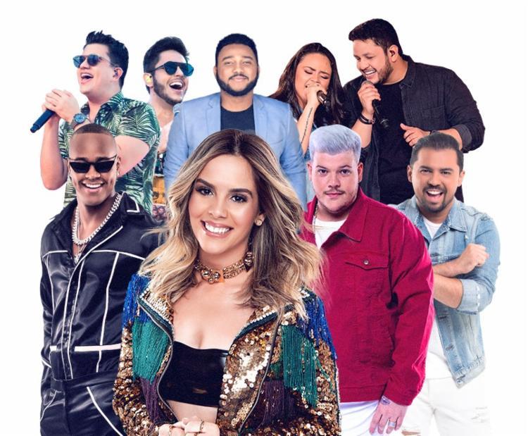O show será gravado na próxima segunda, dia 25, em Interlagos   Foto: Divulgação - Foto: Divulgação