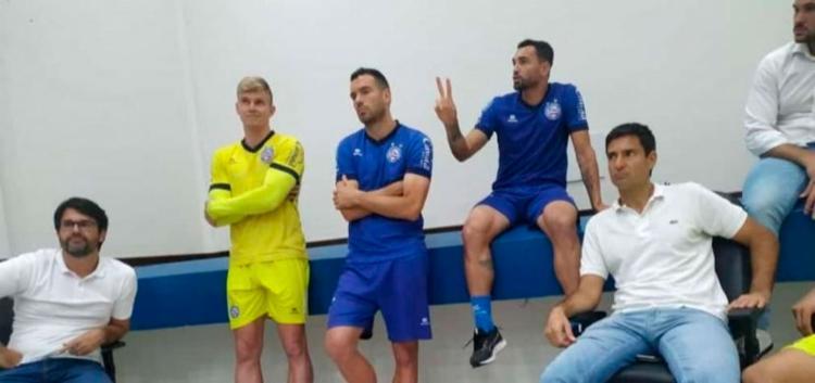 A reunião aconteceu no auditório do clube | Reprodução | Whatsapp - Foto: Reprodução | Whatsapp