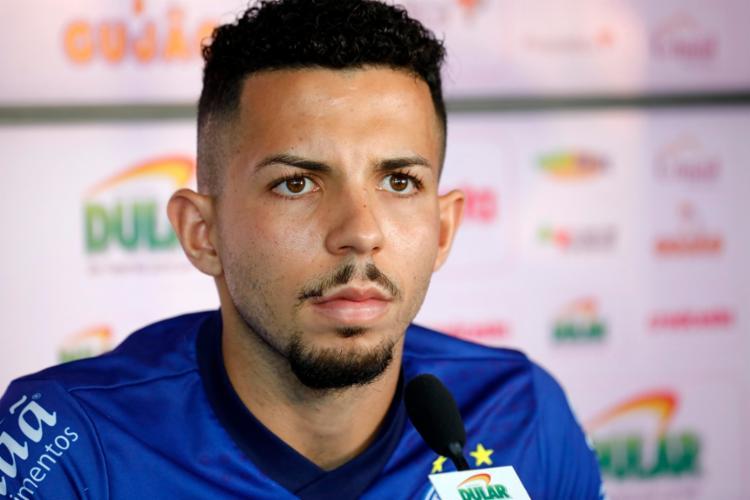 Flávio falou sobre a postura do treinador para poder enfrentar os resultados negativos | Foto: Felipe Oliveira | EC Bahia - Foto: Felipe Oliveira | EC Bahia