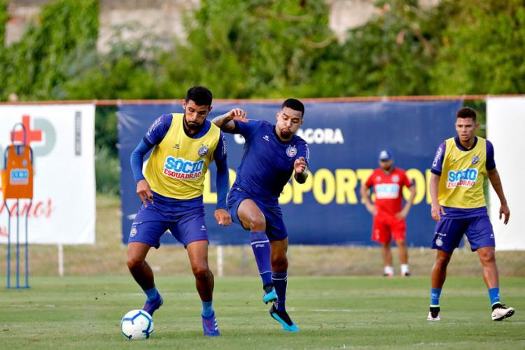 Tricolor não vence há sete rodadas   Foto: Felipe Oliveira   EC Bahia - Foto: Felipe Oliveira   EC Bahia