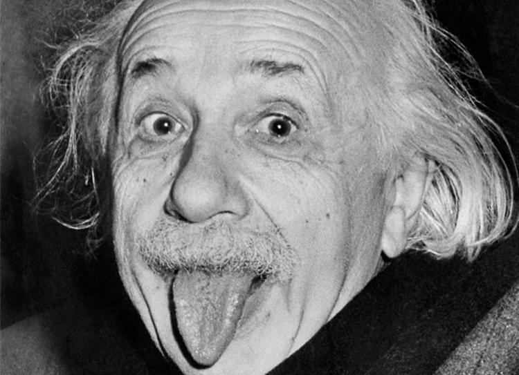 Capacidade de lidar com a tecnologia tornou Einstein um prolífico inventor   Foto: Divulgação   AFP - Foto: Divulgação   AFP