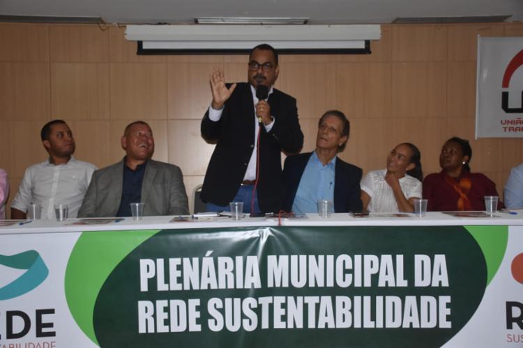 Sua bandeira também é trazer a sustentabilidade como principal fator   Foto: Ary Meneson   Divulgação   Rede - Foto: Ary Meneson   Divulgação   Rede