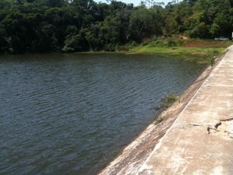 Ação faz parte do plano de emergência da Barragem | Foto: Reprodução | Wikimapia - Foto: Reprodução | Wikimapia