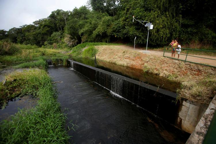 O equipamento fica na região do Bate Facho no Imbuí   Raul Spinassé   Ag. A TARDE - Foto: Raul Spinassé   Ag. A TARDE