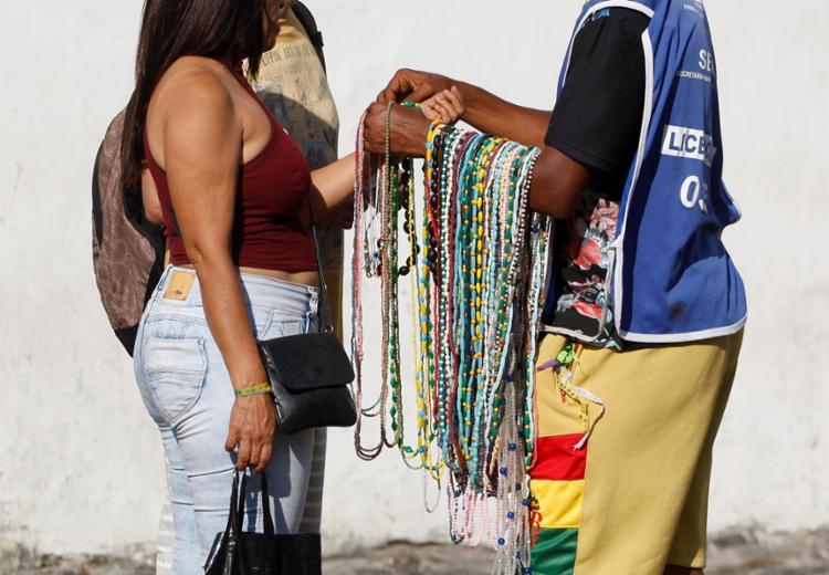 Brasil tem hoje 38,8 milhões de trabalhadores na informalidade | Foto: Luciano Carcará | Ag. A TARDE - Foto: Luciano Carcará | Ag. A TARDE