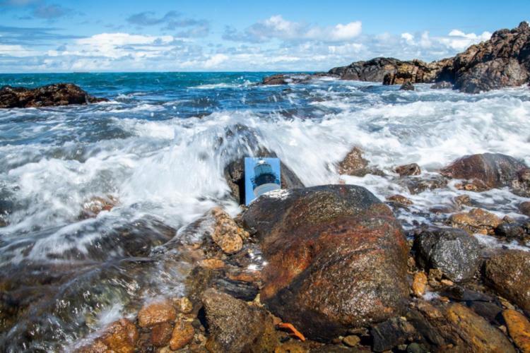 Tunísio Alves se desafiou a fotografar o Farol durante um ano, mas já está há oito com o projeto - Foto: Tunísio Alves / Divulgação
