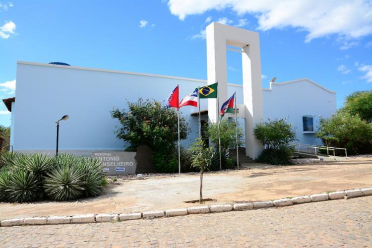 Parte da programação acontece no Memorial Antônio Conselheiro (Foto: Lequinho Oliveira   Divulgação) - Foto: Lequinho Oliveira   Divulgação