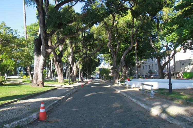 Evento acontece no Passeio Público, no Campo Grande | Tiago Caldas | Ag. A TARDE - Foto: Tiago Caldas | Ag. A TARDE