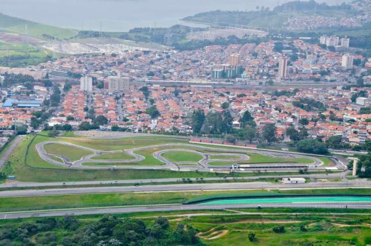 O GP ao Brasil acontece neste domingo, às 14h10 | Foto: Divulgação - Foto: Divulgação