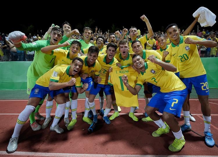 Tricampeão, Brasil não vai à final desde 2005 | Foto: Alexandre Loureiro | CBF - Foto: Alexandre Loureiro | CBF