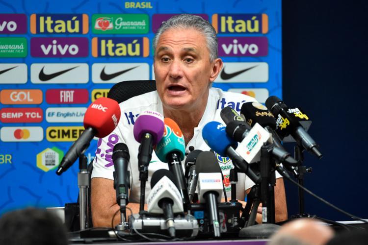 Seleção não vence há cinco partidas   Fayez Nureldine   AFP - Foto: Fayez Nureldine   AFP