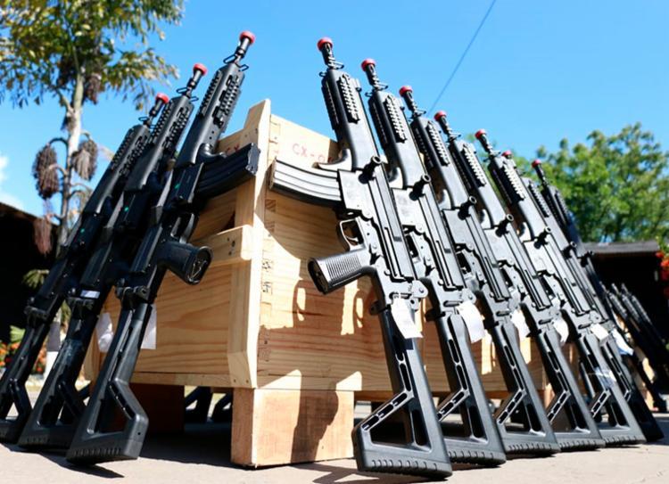 Medida vai reforçar especializadas no combate ao crime organizado | Foto: Alberto Maraux | SSP-BA - Foto: Divulgação | SSP-BA