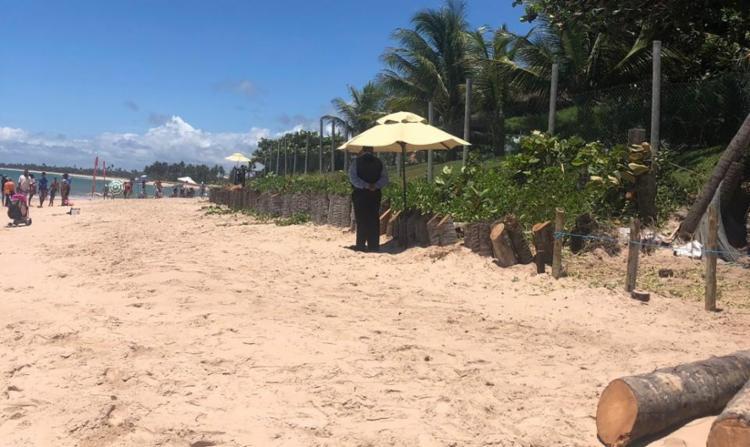 Área foi desocupada com ação da prefeitura no último dia 21 - Foto: Divulgação