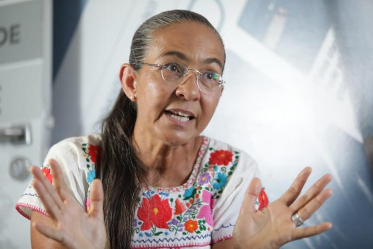 Coordenadora da Rede sugere candidatura de Célia Sacramento à CMS | Foto: Raul Spinassé | Ag. A TARDE - Foto: Raul Spinassé | Ag. A TARDE
