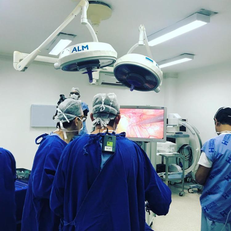 O evento vai reunir cirurgiões e estudantes para debater as técnicas cirúrgicas para tratamento das hérnias   Foto: Divulgação - Foto: Divulgação