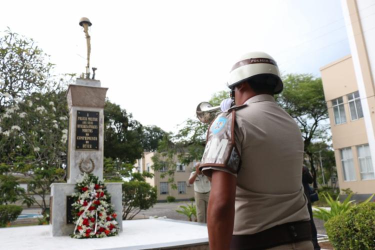 Líderes religiosos de diferentes seguimentos falaram sobre a importância do trabalho policial - Foto: Foto: Alberto Maraux