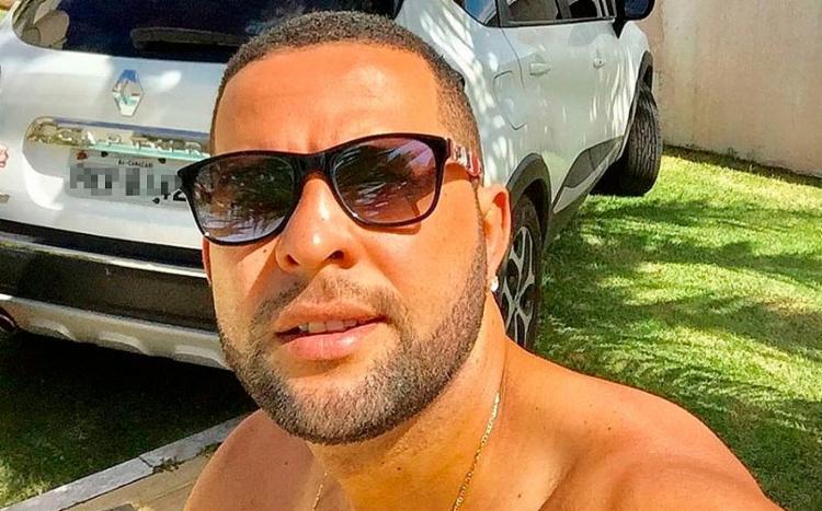 Marcelo foi baleado no dia 20 de outubro e encaminhado para o Hospital Geral de Camaçari (HGC) - Foto: Reprodução   Redes Sociais