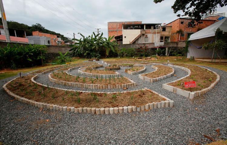 Projeto pretende implantar mais dez hortas na capital baiana e ilhas | Foto: Margarida Neide | Ag. A TARDE - Foto: Margarida Neide | Ag. A TARDE