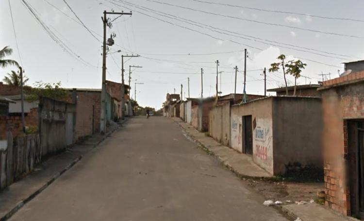 Duplo homicídio foi registrado nesta madrugada | Foto: Reprodução | Google Street View - Foto: Reprodução | Google Street View