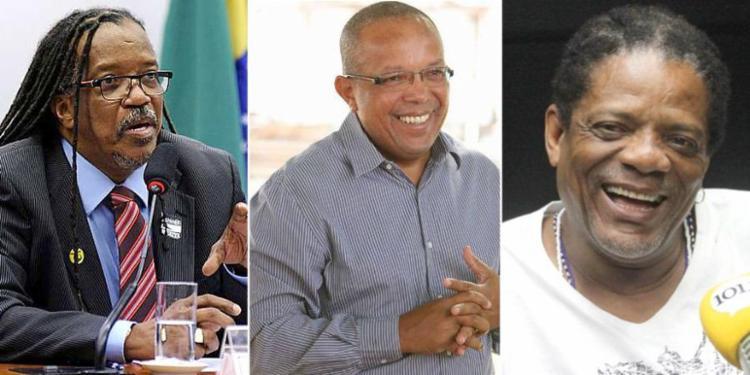 Ambas as personalidades atuam na promoção da igualdade racial   Foto: Divulgação - Foto: Divulgação