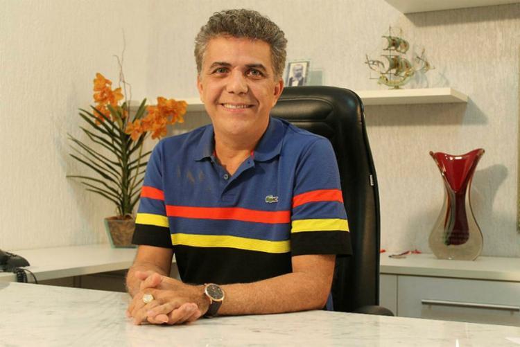 José Medrado Mestre em família e fundador da Cidade da Luz   Foto: Divulgação - Foto: Divulgação