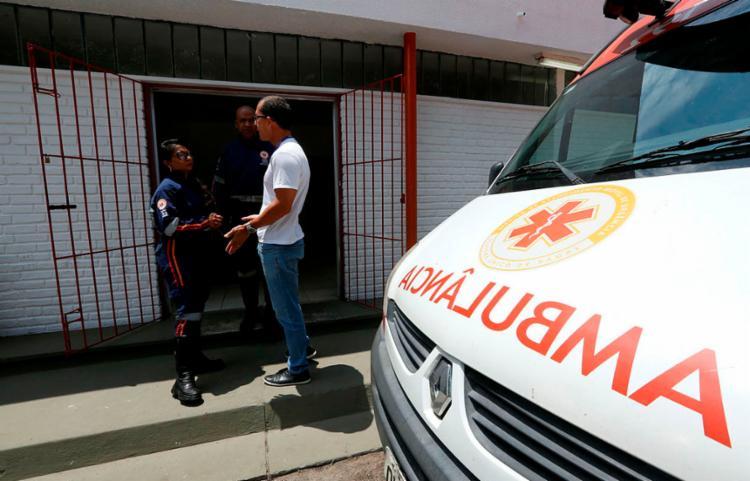 Diversas irregularidades foram encontradas no serviço | Foto: Rafael Martins | Ag. A TARDE - Foto: Rafael Martins | Ag. A TARDE