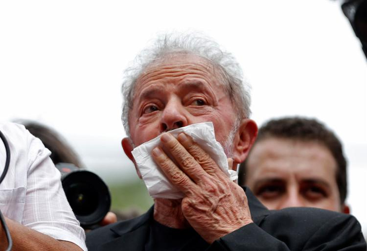 Apelação do ex-presidente Lula será julgada nesta quarta | Foto: Miguel Schincariol | AFP - Foto: Miguel Schincariol | AFP
