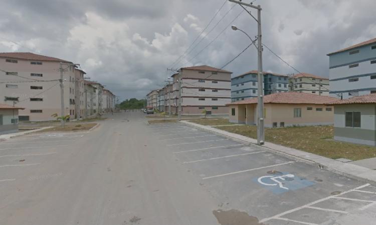 Crime aconteceu em um bar no Subúrbio Ferroviário   Foto: Reprodução   Google Street View - Foto: Reprodução   Google Street View