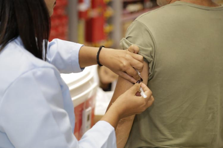 Intuito da campanha é imunizar os jovens de 20 a 29 anos   Foto: Divulgação   PMLF - Foto: Divulgação   PMLF