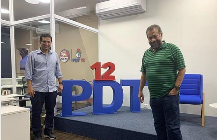 Prates e Lupi se reuniram nesta sexta-feira, 29.   Foto: Divulgação - Foto: Divulgação