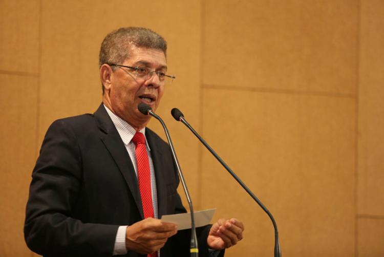 Zé Raimundo, sobre a volta de Lula: 'Temos o que mostrar'   Foto: Joá Souza   Ag. A TARDE - Foto: Joá Souza   Ag. A TARDE