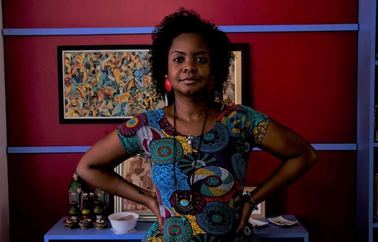 Escritora baiana Lívia Natália é uma das participantes do evento | Foto: Priscila Fulo | Divulgação - Foto: Priscila Fulo | Divulgação