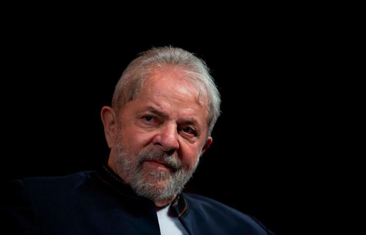Lula foi o principal e mais importante alvo da Lava Jato | Foto: Mauro Pimentel | AFP - Foto: Mauro Pimentel | AFP