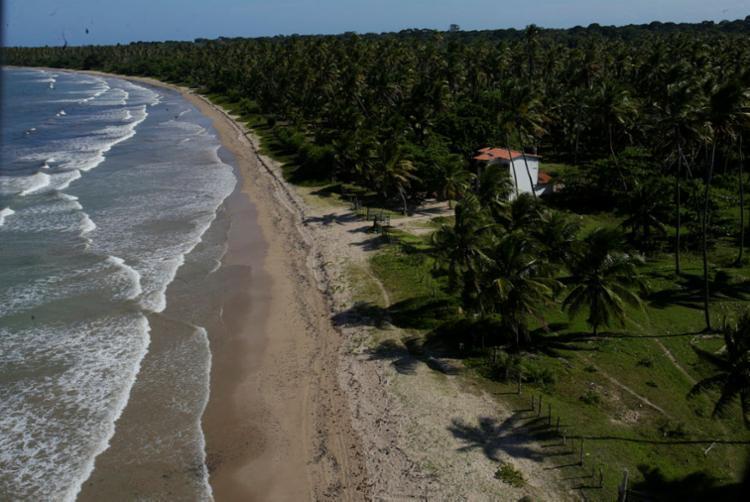 Praias não apresentam sinal de contaminação | Foto: Raul Spinassé | Ag. A TARDE - Foto: Raul Spinassé | Ag. A TARDE