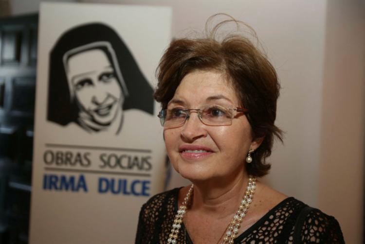 Superintendente da Osid é sobrinha de Santa Dulce dos Pobres | Foto: Divulgação - Foto: Divulgação