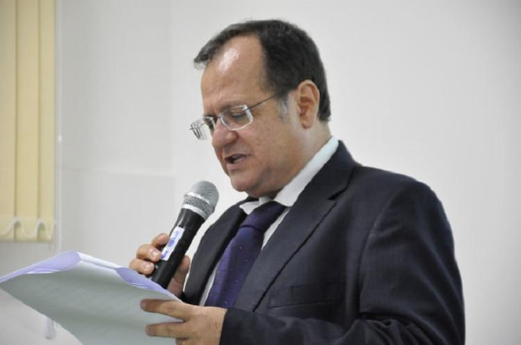 Bacelar é diretor da Adab e dirige o Podemos em Camaçari | Foto: Divulgação | Ascom Adab - Foto: Divulgação | Ascom Adab