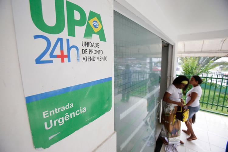Unidades só atenderão pacientes de urgência e emergência   Raul Spinassé   Ag. A TARDE - Foto: Raul Spinassé   Ag. A TARDE