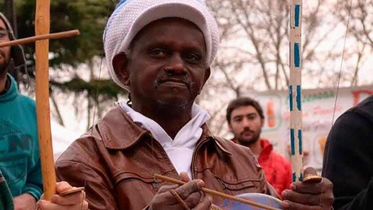 Mestre Moa do Katendê foi morto no dia 8 de outubro de 2018, com 13 facadas | Foto: Divulgação - Foto: Divulgação